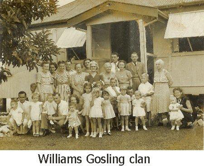 gosling-williams-clan