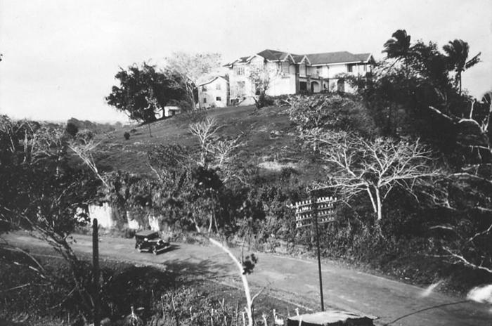 Borron House