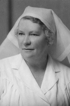 Nurse Grace Morrison