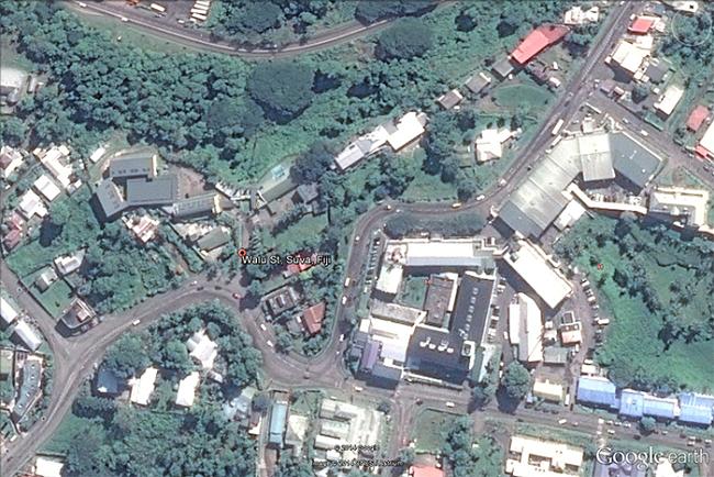 Walu Street, Suva, Fiji