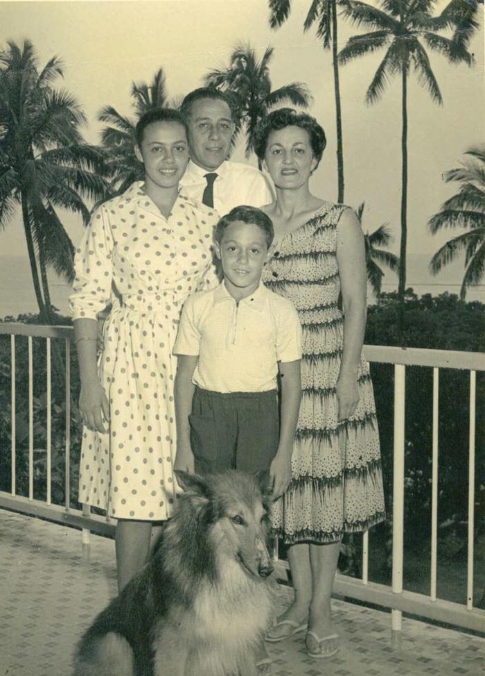 Moore Family - Lami 1961
