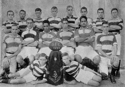 Tony Moore Senior 1925 St Felix College