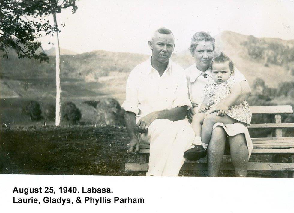 Laurier Parham