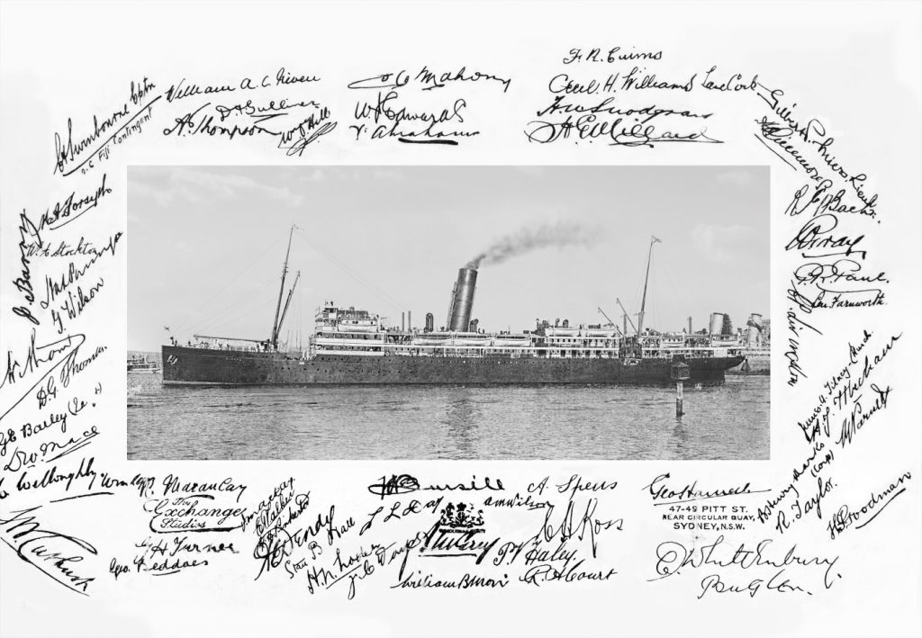 RMS Makura