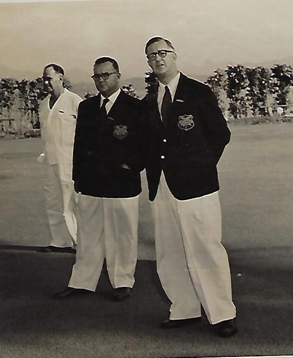 Suva Bowling Club 1958