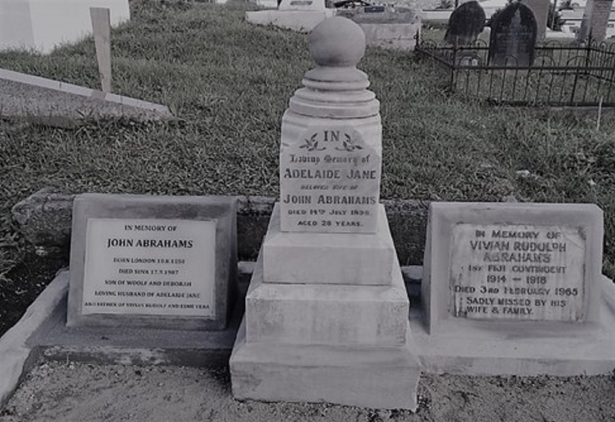 suva cemetery