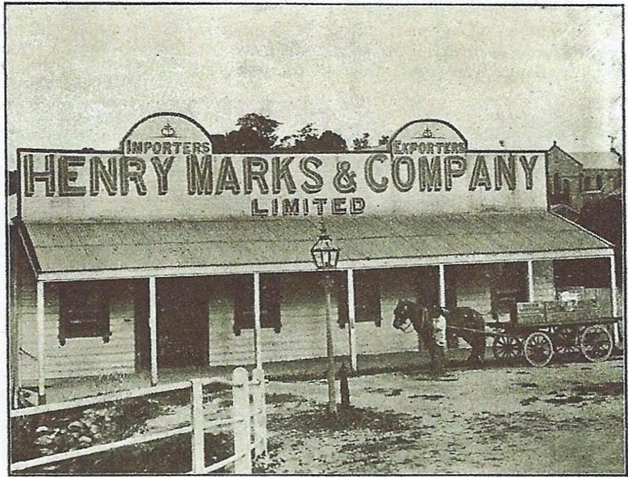 henry mark store